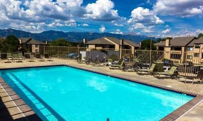 Pool, Western Terrace, 0