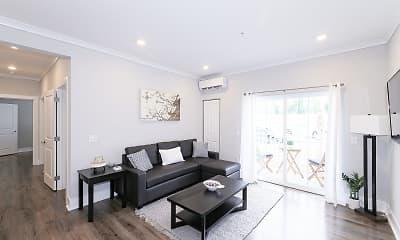 Living Room, Pointe Grand Savannah, 2