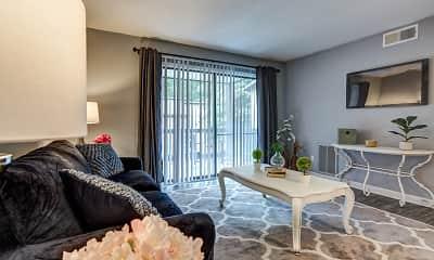 Bedroom, Yester Oaks, 1