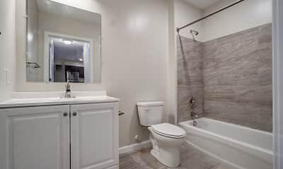Bathroom, Permira Properties, 2