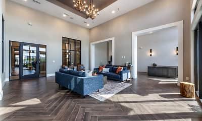 Living Room, Royalton at Craig Ranch, 1