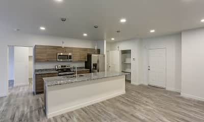 Kitchen, Clearfield Junction Apartments, 1