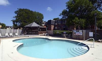 Pool, Evergreen Manor, 0