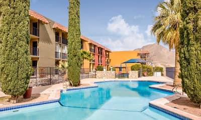 Pool, Villa Sierra, 0