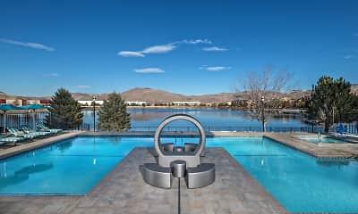 Pool, Latitude 39, 0