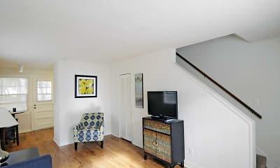 Living Room, St. John's Landing, 1