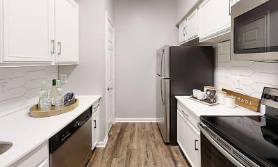 Kitchen, Mason, 1