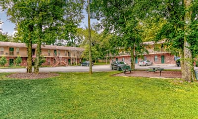 Building, Bellwood Trace Apartments, 1