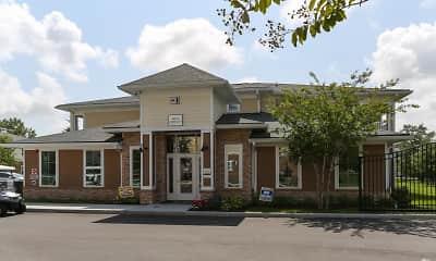 Building, Duval Station Landing, 1