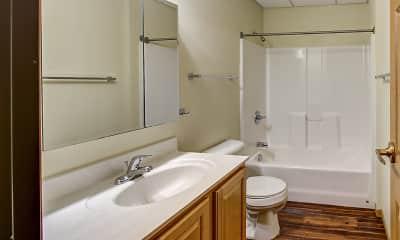 Bathroom, Linden Corners, 2