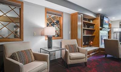 Living Room, Washburn On The Park, 1