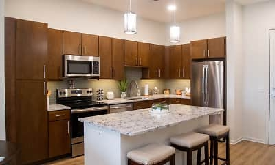 Kitchen, The Residences at Park Place, 0