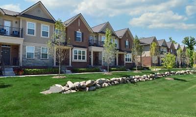 Building, Parkways of Auburn Hills, 2