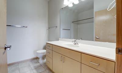 Bathroom, Kennedy Place, 2