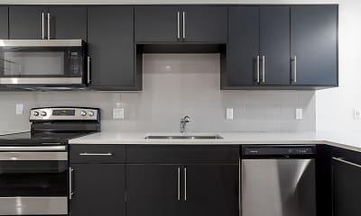 Kitchen, Radius, 1