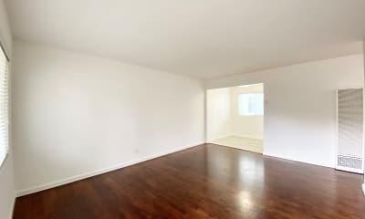 Living Room, The Jefferson, 2