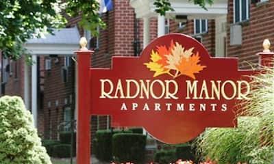 Radnor Manor, 0
