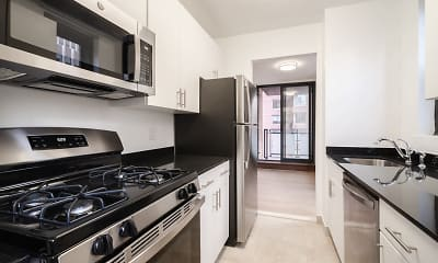 Kitchen, Murray Hill Tower, 0