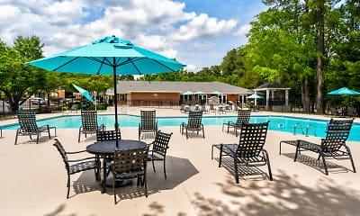 Pool, Woodland Creek, 1