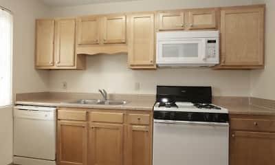 Kitchen, Carnegie Arms, 2