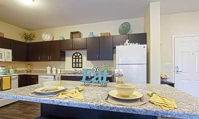 Kitchen, The Niles Community, 1