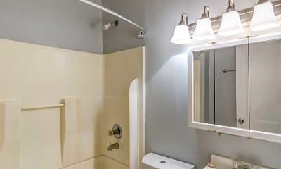 Bathroom, Durant Place, 2