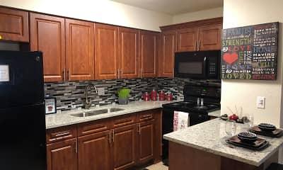 Kitchen, Winding Lane, 0