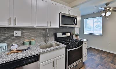 Kitchen, Knollwood Manor, 1