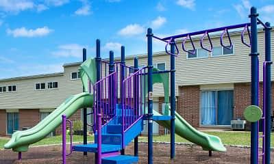 Playground, Fontana Village, 1