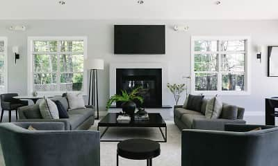 Living Room, The Enclave at Mansfield, 0