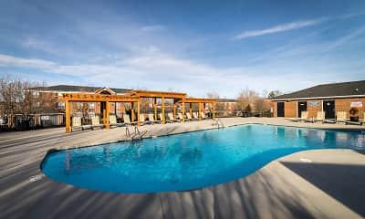 Pool, Laurel Springs, 1