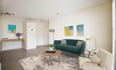 Living Room, Spotswood Commons, 2
