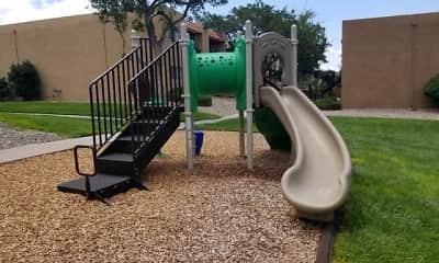 Playground, Cibola Village, 2