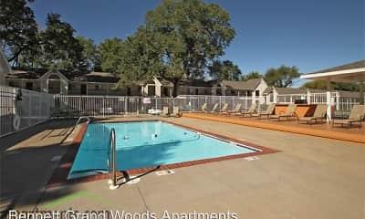 Pool, Bennett Grand Woods, 2