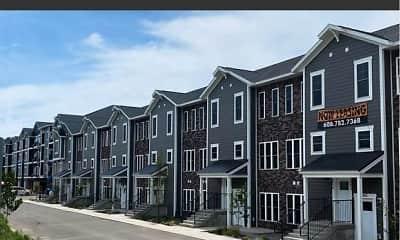 Building, Milltown Residences, DeSanctis Park, 0