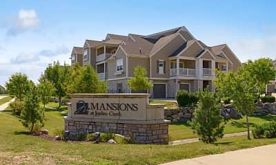 Community Signage, Mansions at Jordan Creek, 1