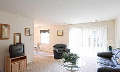 Living Room, Garrison Forest, 1