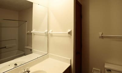Bathroom, Sawmill Ridge, 2