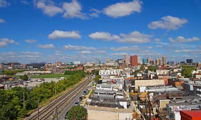 View, Heath Street Lofts, 2