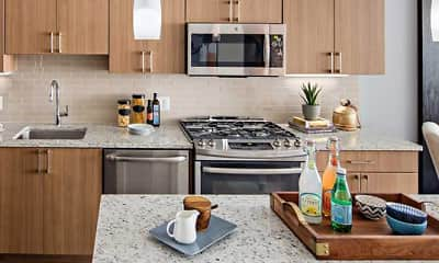 Kitchen, Avalon Princeton, 0