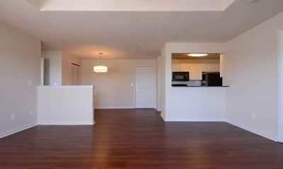 Living Room, Wabash Landing Apartments, 1