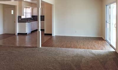 Living Room, Highland Park Village, 1