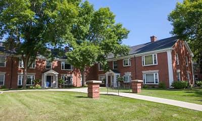 Building, Colonial Court Apartments, 0