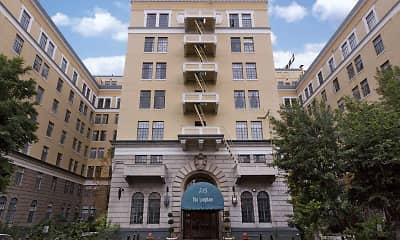 Building, The Langham Apartments, 0