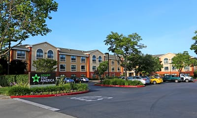 Building, Furnished Studio - Livermore - Airway Blvd., 0