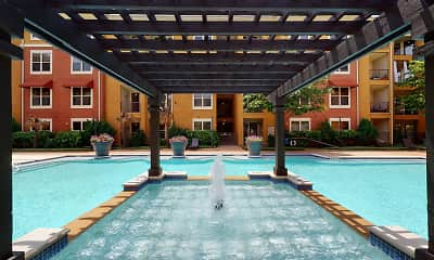 Pool, Cool Springs at Frisco Bridges, 2