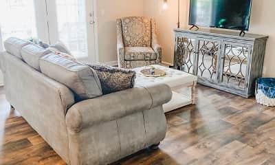 Living Room, Summer Creek, 1