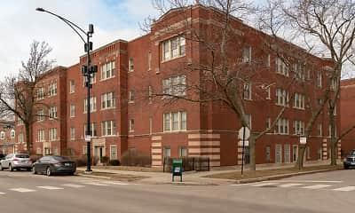 Building, 1900 W. Pratt, 0
