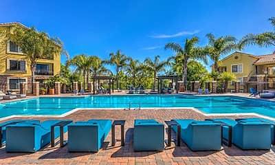 Pool, The Overlook at Bernardo Heights, 2