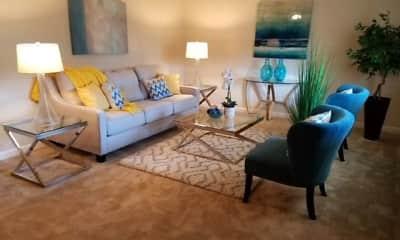 Living Room, Sedona Lane Apartments, 1